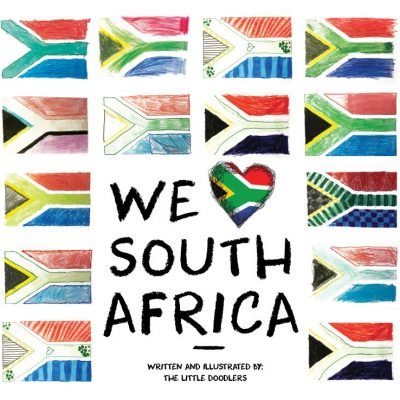 Proudly South African With Doodle Your Future